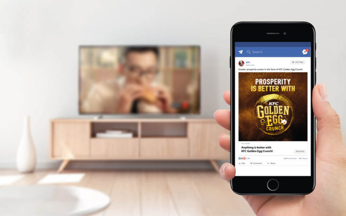 UM Malaysia and Ensemble Worldwide use TV sync technology for KFC campaign