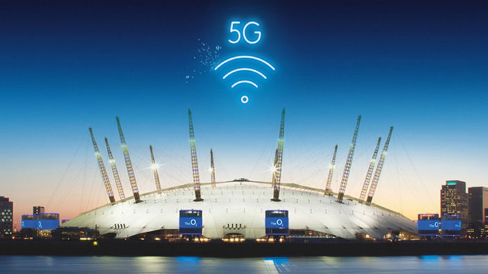 The O2 Arena is being turned into a 5G test bed