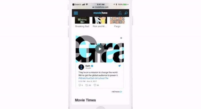 Oath begins international rollout of new mobile ad experiences
