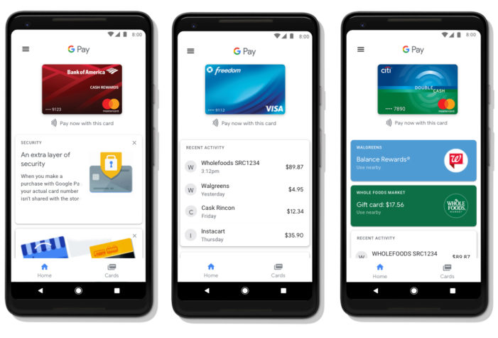 Google Pay launches to replace Android Pay and Google Wallet