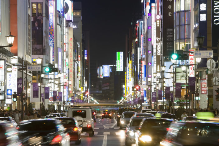 Sony Corp. to launch an AI-based taxi-hailing service in Japan