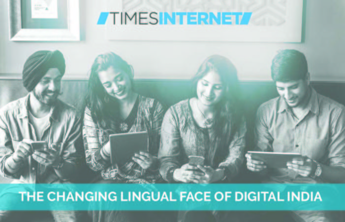Digital users in India flock to regional content, according to Times Internet