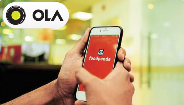 Ola Cabs owner invests heavily in Foodpanda India to boost logistics and delivery