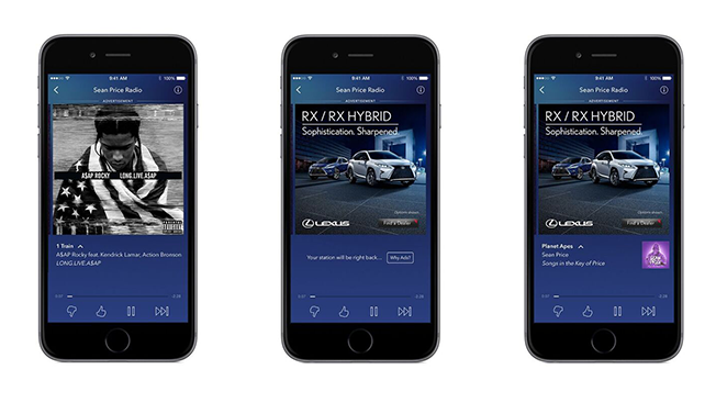 Pandora takes aim at Spotify and iHeartRadio with programmatic audio ads