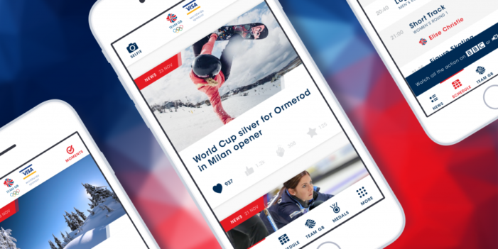 Over a third of Winter Olympics viewers are watching online, according to GlobalWebIndex