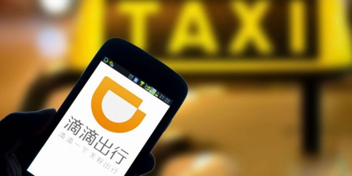 Didi Chuxing launches in-car audio recording feature following passenger deaths