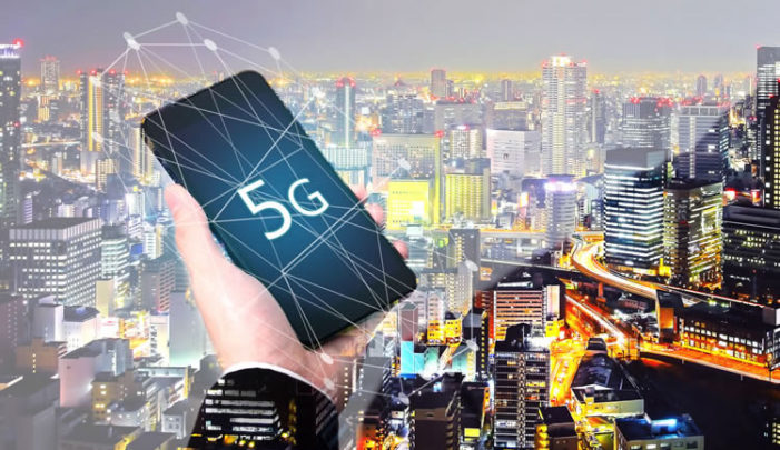 UK paves way for 5G rollout with £25M test projects