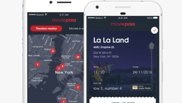 MoviePass app tracks users before and after they go to the cinema
