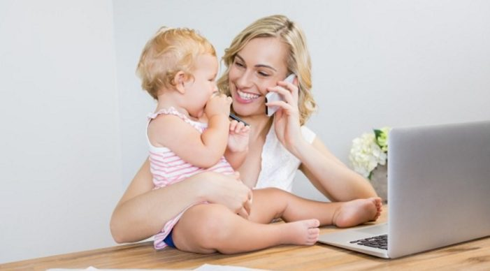 UK mothers spend more than two hours a day on social media, according to GlobalWebIndex