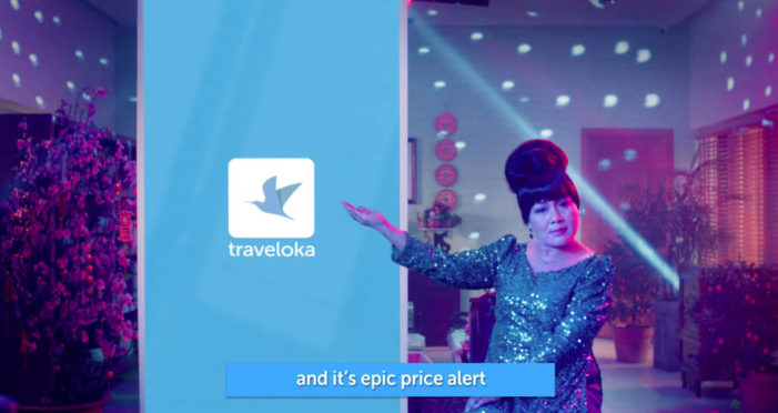 Traveloka and Y&R Indochina create a comic spin on Vietnamese Lunar New Year guilt trip