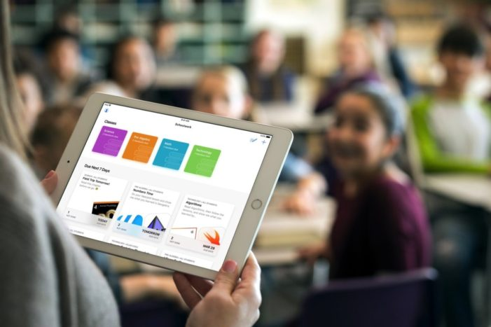 Apple unveils Everyone Can Create curriculum and Schoolwork app