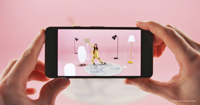IKEA Place app, now on Android, uses AR to place virtual furniture in your living room