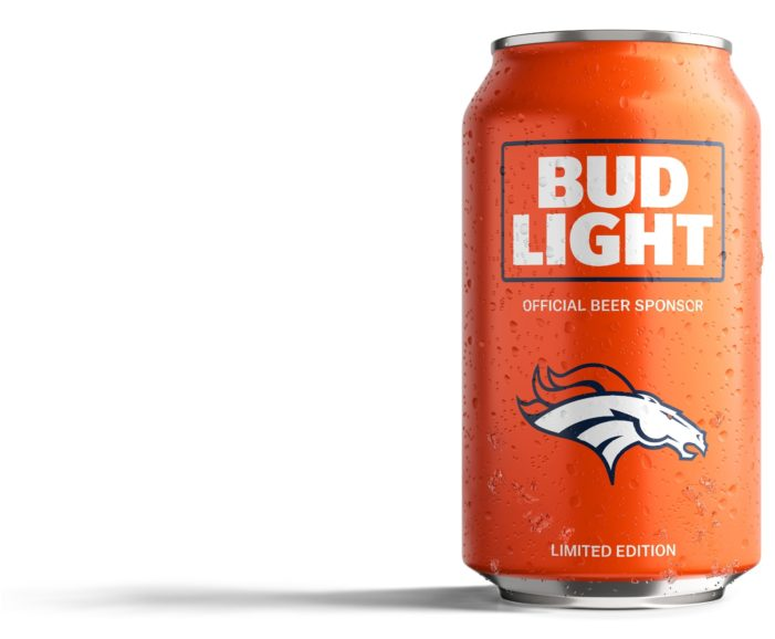 Ibotta partners with Bud Light to offer free beer to Denver Broncos mobile fans