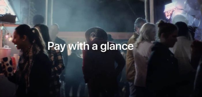 Apple releases slick new spot to show off iPhone X's Face ID and Apple Pay