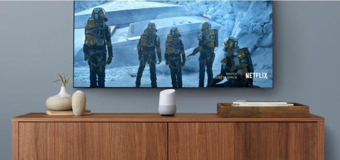 Netflix's 'Lost in Space' unveils Google smart-speaker adventure