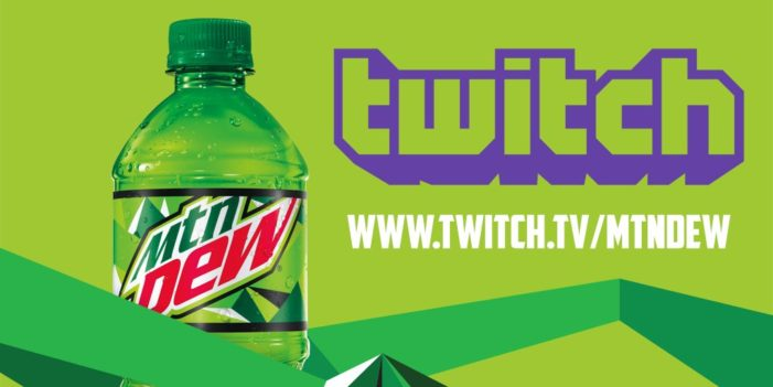 Mountain Dew's Twitch chatbot attracted 190K viewers