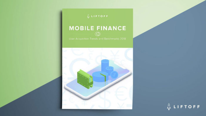 New Liftoff data shows Europeans 500 per cent less likely to use finance apps