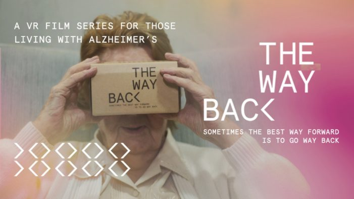 VR film to help people with dementia relive magic moments from summer 1966 and England's World Cup victory