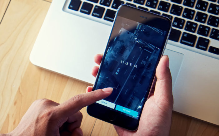 Uber now offers car rentals inside its app