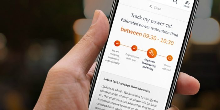 UK Power Networks launches new app created by Tangent