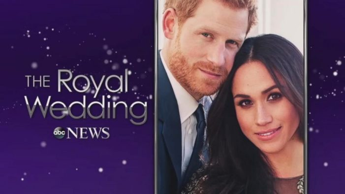 ABC News adds AR photo features for royal wedding