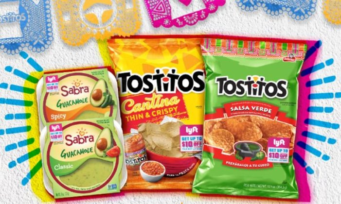 Tostitos, Sabra offer discounted rides with Lyft for Cinco de Mayo