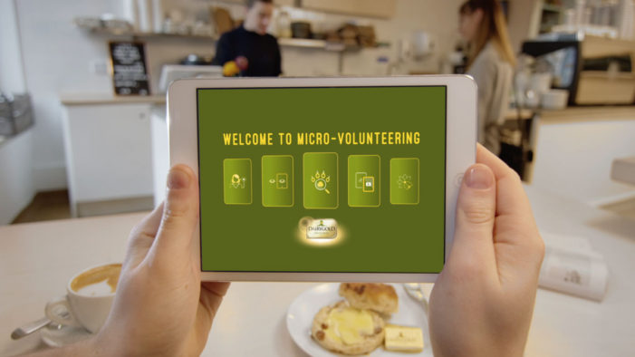 Dairygold and ROTHCO Make a Minute for The Good Stuff with Micro-Volunteering