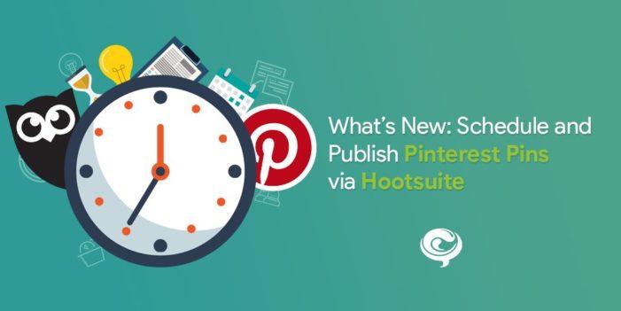 Hootsuite announces integration with Pinterest