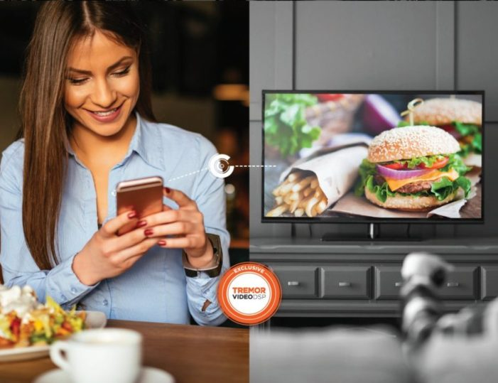 Tremor Video DSP and Cuebiq exclusively partner for industry's first geo-behavioral targeting on Connected TV