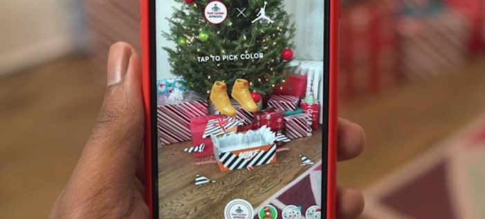 Snapchat's programmatic augmented reality ads are gaining traction