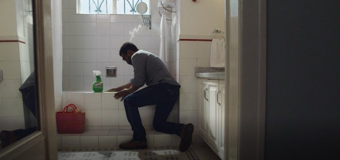 Clorox unveils mobile video ad that breaks the fourth wall