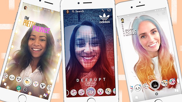 Snapchat augmented reality ads go programmatic