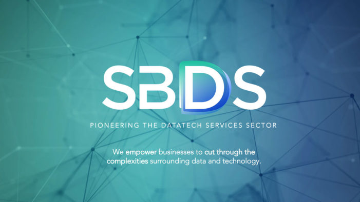 SBDS launches world's first DataTech services company to 'cut through the data clutter and confusion'