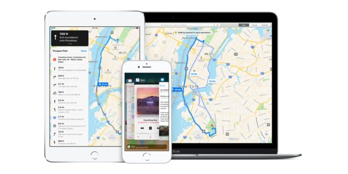 Apple set to rebuild Maps app from the ground up