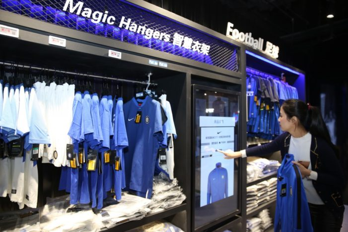 Chinese retailer Suning showcases future of retail with five automated 'smart retail' stores