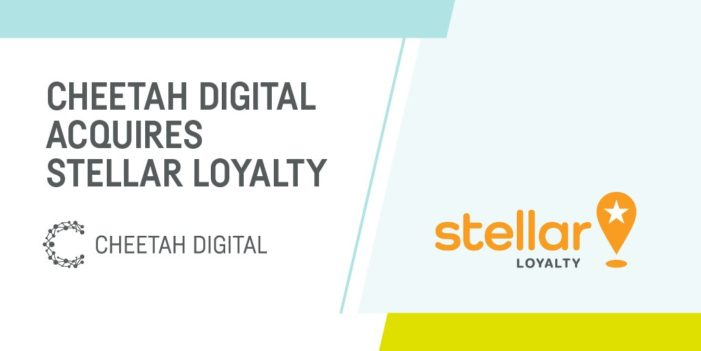 Cheetah Digital buys Stellar Loyalty to boost customer loyalty tools