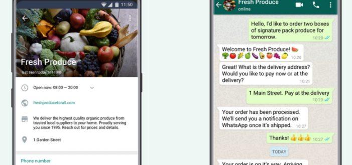 WhatsApp to start making money with new business API