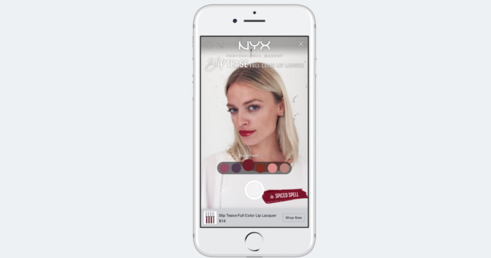 L'Oreal is bringing its 'try before you buy' AR tech to Facebook
