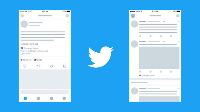 Brands face new roadblocks on Twitter as it introduces updated ad policies