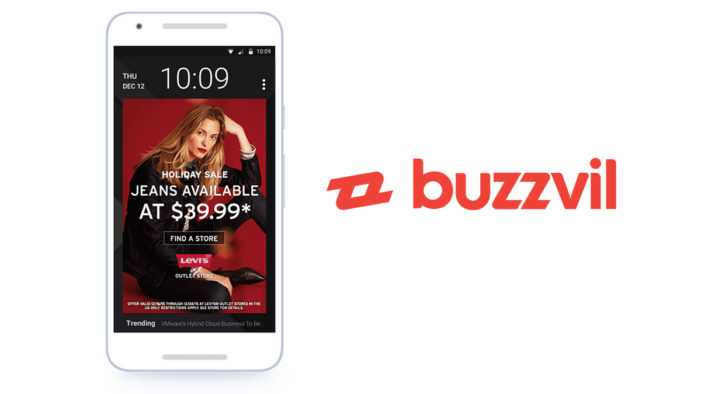 Buzzvil Charts Rising Interest in Mobile Lockscreen Advertising