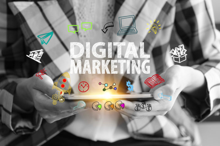 Nearly half of businesses in the US spend more than $500k on digital marketing