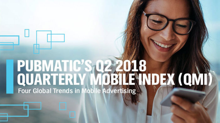 New PubMatic research shows mobile app advertising continuing to thrive worldwide