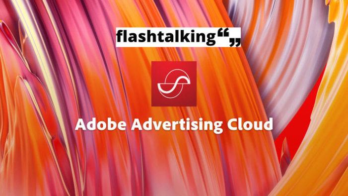 Adobe partners with Flashtalking for identity-based ad management