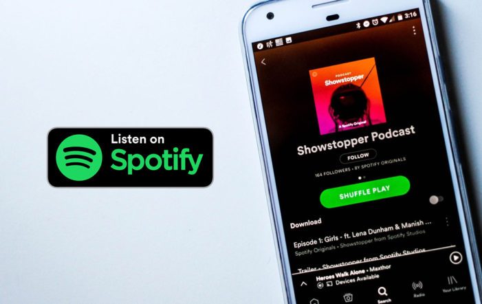Spotify celebrates International Podcast Day with major Twitter campaign
