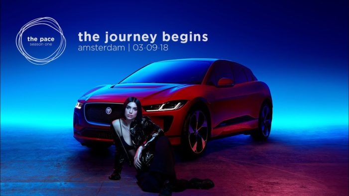 Jaguar team with music star Dua Lipa to launch integrated brand-building programme across Europe