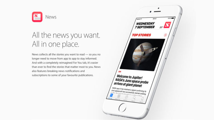 Teads wins deal to sell outstream video ads on Apple News in UK