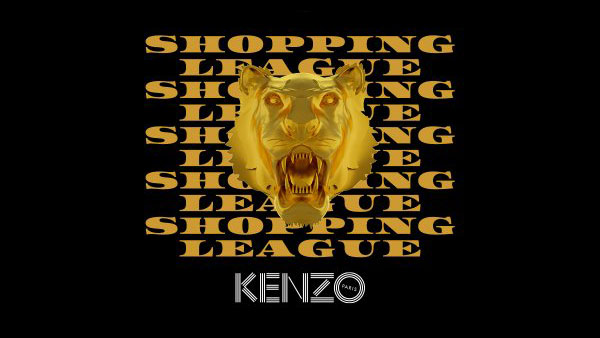 KENZO introduces Shopping League, the first e-shop in which you have to fight before you shop!