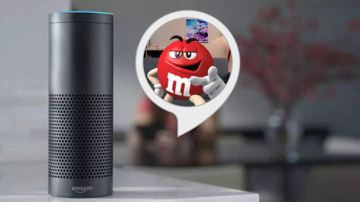 M&M's Launches Alexa Campaign to Help Customers Tackle Streaming Indecision