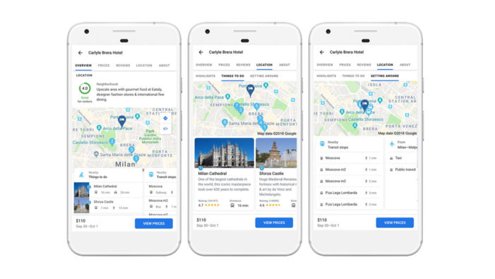 Google launches new tools for easier travel planning