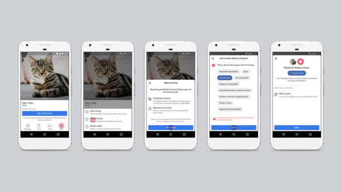 Facebook Marketplace gets new AI tools for its 2nd Anniversary